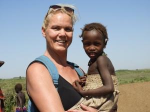 ondervoeding zuid Ethiopië